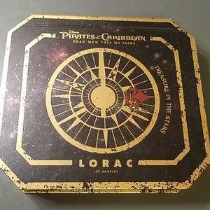 Lorac Pirates of the Caribbean palette
